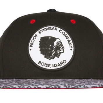 Chief Snapback Hat