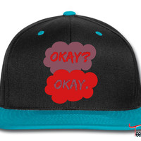 Okay Okay TFIOS The Fault In Our Stars Snapback