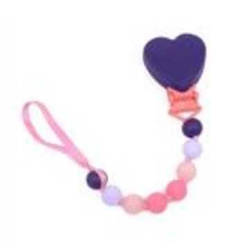 Chew Beads Pacifier Clip