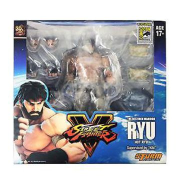 Storm Collectibles Street Fighter V SDCC 2017 Exclusive Hot Ryu Action Figure