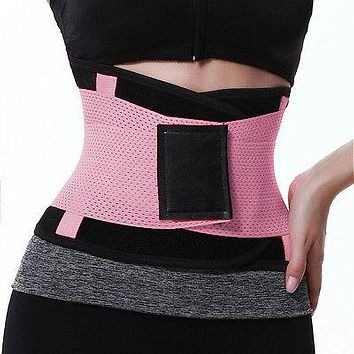 GLANE Unisex Xtreme Power Belt Hot Slimming Thermo Shaper Waist Trainer Faja Sport Mould Perfect Figure Improve Fitness Effect