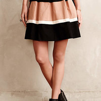 Veldt Striped Skirt