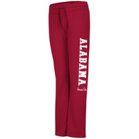Alabama Crimson Tide Women's Acadia Fleece Sweatpants – Crimson
