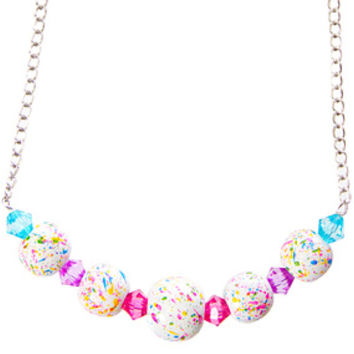 Jawbreaker Candy Necklace