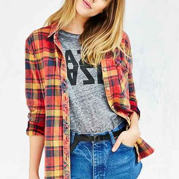 BDG Olly Flannel Shirt