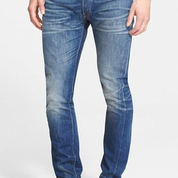 Men's Levi's Vintage Clothing '1966 501' Slim Fit Tapered Leg Jeans ,