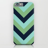 v lines - lake iPhone & iPod Case by Her Art