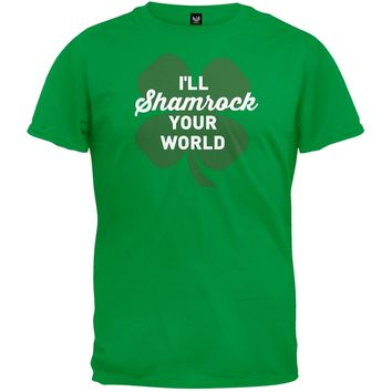 I'll Shamrock Your World T-Shirt