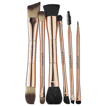 Double Time Double Ended Brush Set - SEPHORA COLLECTION | Sephora