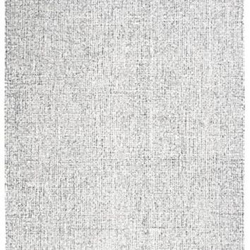 "BR351A Brindleton Hand-Tufted Area Rug, 6'6"" x 9'6"", Gray By Rizzy Home"