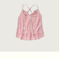 Drapey Tiered Cami