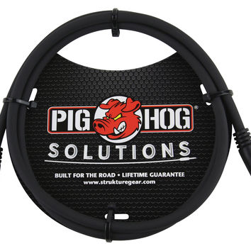Pig Hog Solutions - 3.5mm TRS to 3.5mm TRS