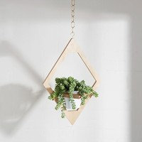 M.F.E.O. Jungalow Hanging Planter