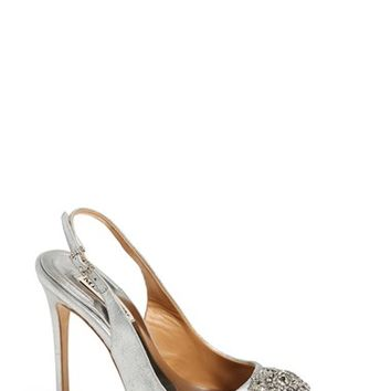Women's Badgley Mischka 'Sansa' Slingback Pump,