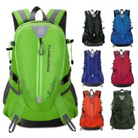 Waterproof Nylon Hiking Backpack