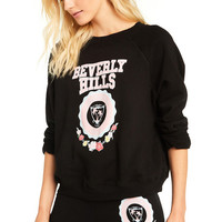 Beverly Hills Crest Sommers Sweater - Wildfox