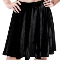 Sacrificial She-Devil Skater Skirt [B]