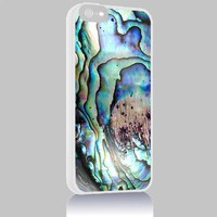 New Abalone Shell for Iphone 4 4s 5c 6 6 plus Case (iphone 5c white)