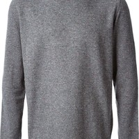 Fendi flecked jumper