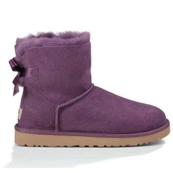 UGG Mini Bailey Bow 1005062 Anemone