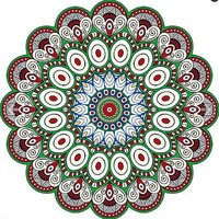 148CM Mandala Hippie Tapestry Wall Shawl Indian Round  Hanging Throw Towel Boho Beach Yoga Mat Wrap Home Decor Pashmina
