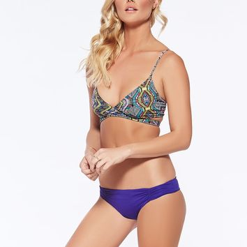 L*Space - Ixtapa Chloe Wrap Top & Monique Bottom