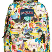 Jansport Superbreak Hairball Backpack - Multi