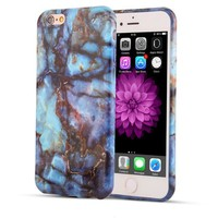Deep Blue Marble iPhone Case iPhone 7+,7,6s,6,5s,SE