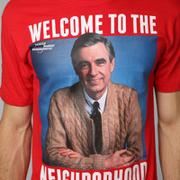 Urban Outfitters - Mr. Rogers Neighborhood Tee