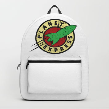 Planet Express Backpack by trademarker