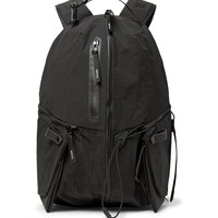 Master-Piece - Game Water-Resistant Nylon Backpack