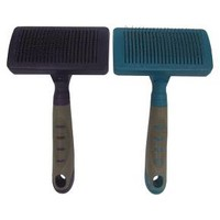 Cleaning Slicker Dog Brush M Colors May Vary - Boots & Barkley™ : Target