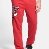 Men's Mitchell & Ness 'Chicago Bulls' Relaxed Fit Sweatpants