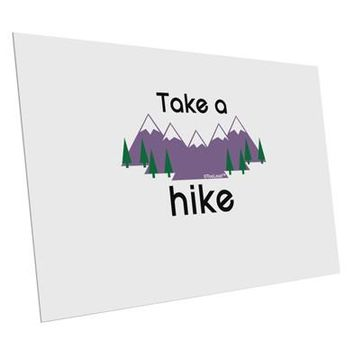 """Take a Hike 10 Pack of 6x4"""" Postcards"""