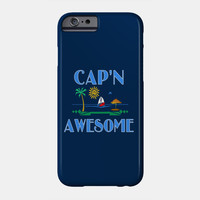Captain Awesome Cap'n Awesome by scarebaby