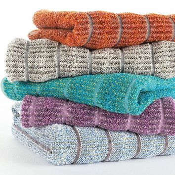 Ripple Towels by Abyss and Habidecor