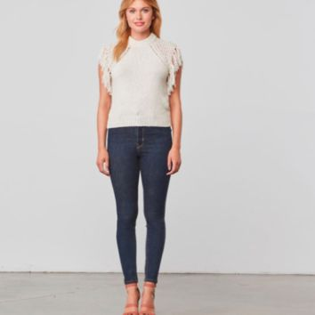 Women's Cupcakes and Cashmere Carissa Sweater Top
