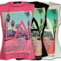 LA City Of Dreams Shirt