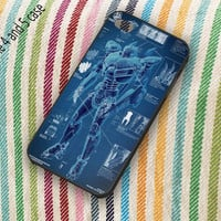 Pacific Rim Jaeger Blueprint Cover for iPhone 4/4S/5 and Samsung Galaxy S3 S4