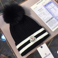 Moncler Women Fashion Beanies Knit Winter Hat Cap-12