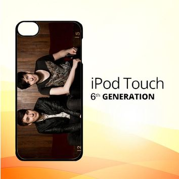 Dan and Phil Z1036 iPod Touch 6 Case
