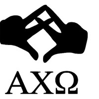Alpha Chi Omega Throw What You Know Sorority Decal