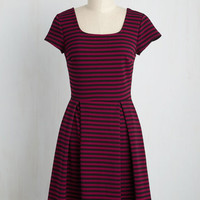 The Giving Decree Dress in Burgundy | Mod Retro Vintage Dresses | ModCloth.com
