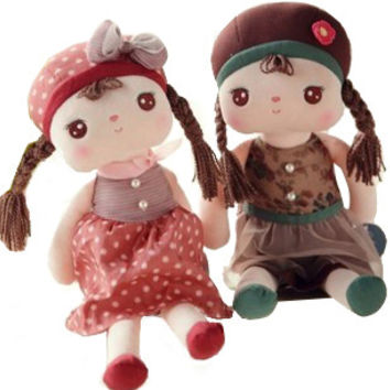 "The ""Sweet Me"" Collection Vintage Inspired Rag Dolls"