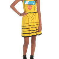 Transformers Her Universe Bumblebee Costume Dress
