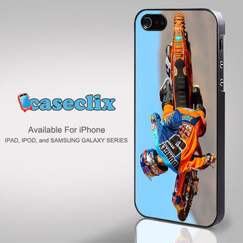 Ryan Dungey American Motocross with terompet for SMARTPHONE CASE