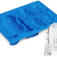 Retro To Go: Star Wars R2-D2 ice cube tray