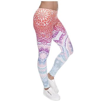 Psychedelic Sexy Leggings