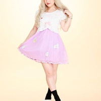 Swankiss Dream Baby Short Dress