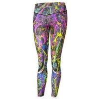 Active Fit Orion - Women's Workout Exercise Running Yoga Legging (Small)